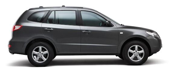 2016 Hyundai Santa Fe >> Les voitures familiales proposées par Hyundai   Voiture ...