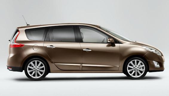 Voitures Familiales Propos U00e9es Par Renault
